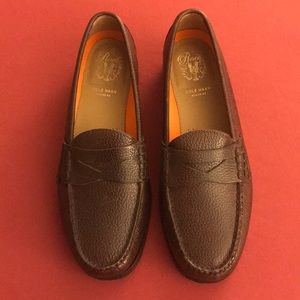 Cole Haan loafer brown